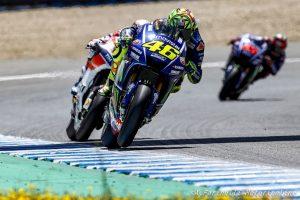 """MotoGP: Valentino Rossi, """"A Le Mans dovremo essere subito competitivi"""""""