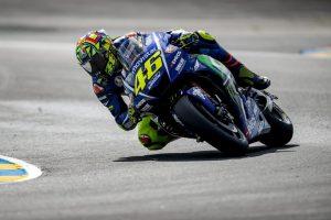 """MotoGP Le Mans: Valentino Rossi, """"Potevo fare la pole, ma sono comunque soddisfatto"""""""