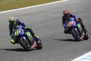 """MotoGP Jerez: Valentino Rossi, """"E' stato un weekend molto difficile"""""""