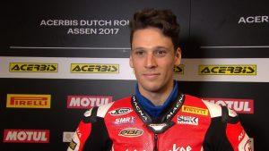 Superbike, Motul Italian Round, FP: giornata difficile per Lorenzo Savadori