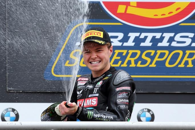 Moto2: Tarran Mackenzie prende il posto di Danny Kent