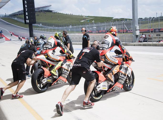 Moto2 | Marini e Baldassarri pronti per la prima tappa europea
