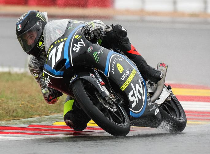 Moto3: A Le Mans correrà lo Sky VR46 Junior Team