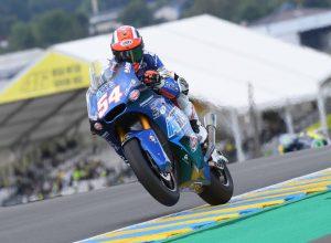 """Moto2 QP Le Mans, Pasini: """"Mi sento bene"""""""