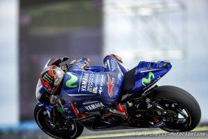 "MotoGP Jerez: Vinales, ""La scivolata non mi preoccupa, stiamo lavorando bene"""