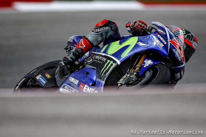 """MotoGP: Maverick Vinales, """"Vado a  Jerez extra motivato"""""""