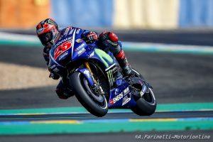 """MotoGP Le Mans: Vinales, """"Ho fatto una gara incredibile"""""""