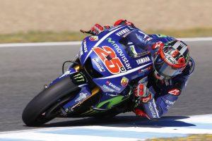 """MotoGP Test Jerez: Vinales, """"Il nuovo telaio funziona abbastanza bene"""""""