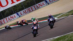 Superbike, Motul Italian Round, Gara2: prestazione positiva per Alex Lowes