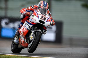 "MotoGP | Sachsenring, FP: Petrucci, ""Grande ottimismo"""