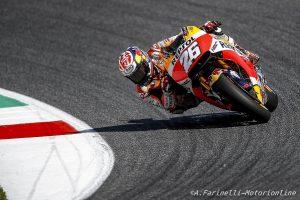 """MotoGP Mugello: Dani Pedrosa, """"Abbiamo lottato con il grip"""""""