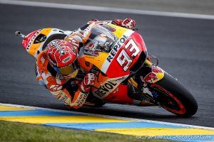 "MotoGP Mugello: Marc Marquez, ""Con più caldo ho faticato"""