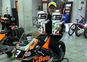 CIV: Alberto Surra, una giovane promessa del Campionato Italiano Velocità