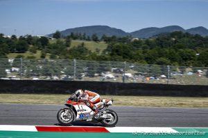 """MotoGP Mugello: Dovizioso 3° e primo delle Ducati, """"E' andata molto bene"""""""