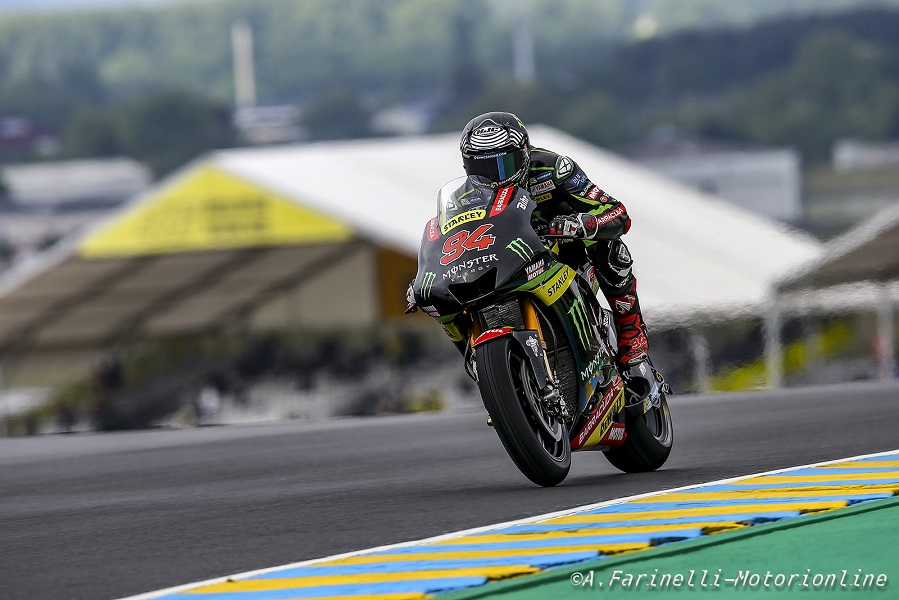 MotoGP Mugello: Tech3 prolunga il contratto con Jonas Folger