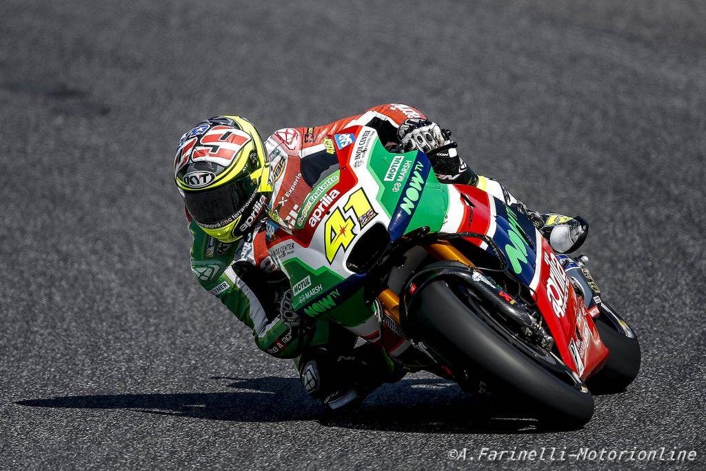 Gp d'Italia: moto Gp Dovizioso domina la prima sessione di libere