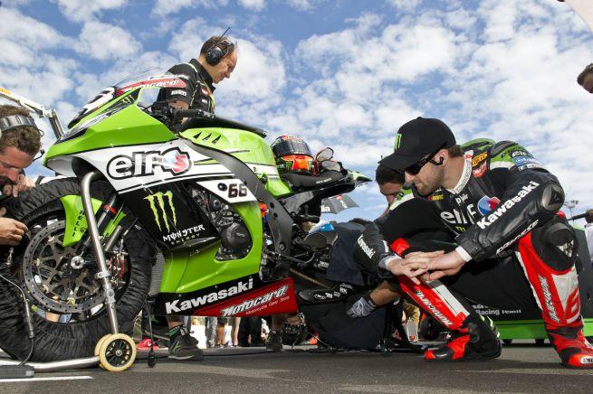 Superbike, Pirelli Riviera di Rimini Round, Gara 1: pole e vittoria per Tom Sykes