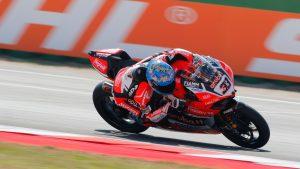 Superbike, Pirelli Riviera di Rimini Round, Gara 1: Melandri rimane ottimista