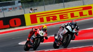 Superbike, Pirelli Riviera di Rimini Round, Gara1: top10 per il Team Althea