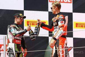 Superbike, incidente Davies: Chaz vuole tornare già a Laguna
