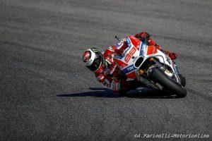 """MotoGP Mugello: Jorge Lorenzo 7°, """"Nel terzo tentativo ho trovato un motore un po' troppo nervoso"""""""