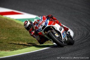 """MotoGP Mugello: Jorge chiude solo 8°, """"Non ho il giusto feeling sull'anteriore nel momento del massimo angolo di piega"""""""