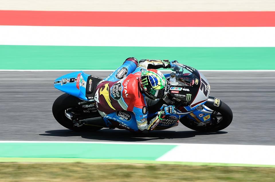 Moto2 Mugello, QP: Morbidelli beffa tutti nel finale e si aggiudica la pole