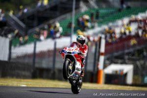 """MotoGP Mugello: quarta posizione per Michele Pirro, """"Sognare il podio non costa niente"""""""