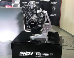 Moto2 Mugello: Triumph fornitore unico dei motori Moto2 dal 2019