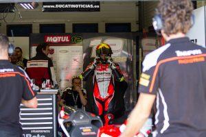 Superbike, Test Misano: simulazioni di gara per il Team Barni Racing