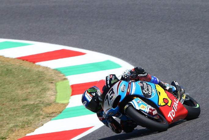 Moto2: Morbidelli allo scadere precede Marquez, terzo Pasini