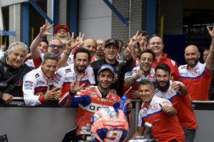 """MotoGP Assen QP: Danilo Petrucci, """"E' un momento estremamente positivo"""""""