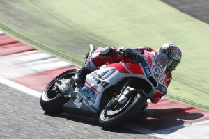 """MotoGP Barcellona: Dovizioso, """"La chicane non è sicura al 100%, ma…"""""""