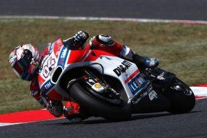 """MotoGP Mugello: Andrea Dovizioso, """"Siamo partiti forte ma è presto per parlare di vittoria"""""""
