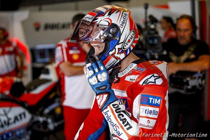 MotoGp, super Ducati al Montmeló: Dovizioso batte Marquez. Rossi 8°
