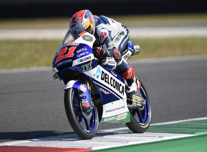 """Moto3 Preview Barcellona: Di Giannantonio, """"Sono prontissimo"""""""
