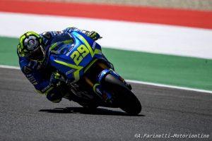 """MotoGP: Andrea Iannone, """"Triste raccogliere così poco al Mugello"""""""