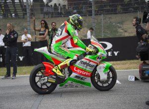 Moto2 Preview Barcellona, il team Forward Racing pronto a dare battaglia