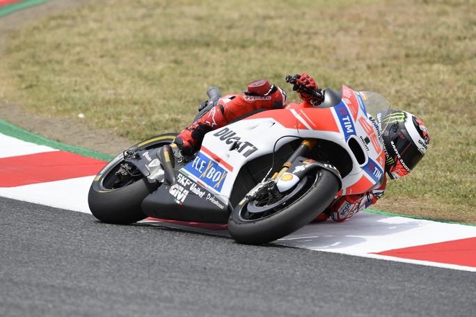 """MotoGP Barcellona: Lorenzo, """"La nuova chicane può essere pericolosa"""""""