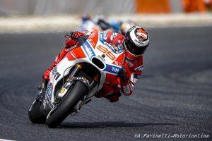 """MotoGP Barcellona: Lorenzo, """"La combinazione gomma pilota sarà fondamentale"""""""