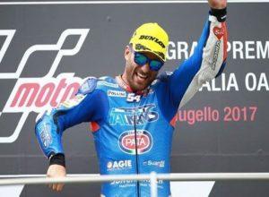 "Moto2 Gara Mugello, la rivincita di Pasini: ""Dedico la vittoria al Sic"""