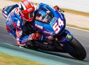 """Moto2 QP Barcellona: Pasini, """"Obiettivo top 5"""""""