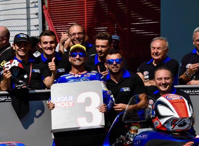 Moto2, altro trionfo italiano: vince Pasini