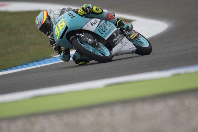 Moto3: Bulega si conferma nelle FP3, Migno 8°