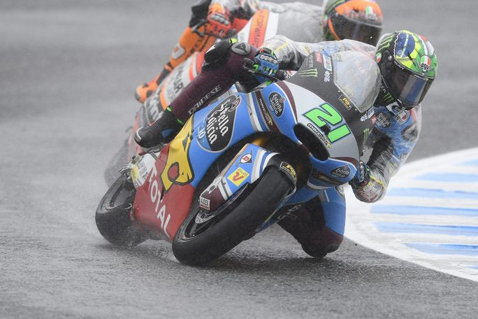 Poker di pole position per Franco Morbidelli ad Assen