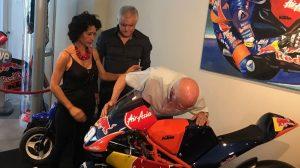 Inaugurata a Maiorca la mostra dedicata a Luis Salom