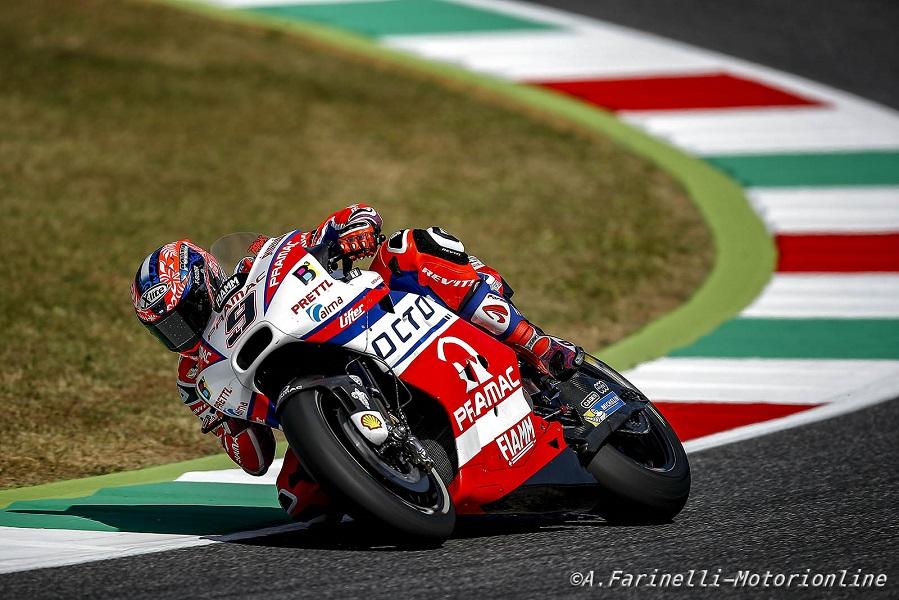 Al Mugello vince la Ducati di Dovizioso, Rossi quarto