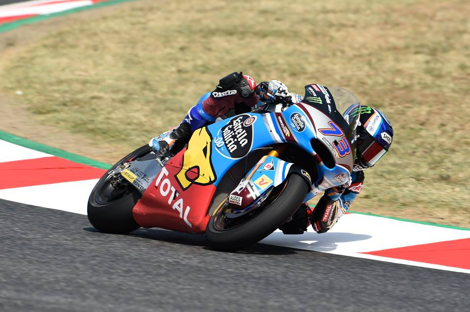 Moto2 Barcellona, Gara: Marquez vince in fuga,  ottimo Pasini 2°