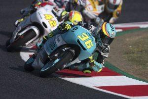 Moto3 Barcellona: Capolavoro di Mir, Fenati è secondo