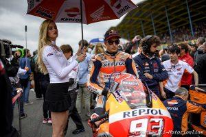 """MotoGP Sachsenring Preview: Marquez, """"E' un circuito che mi piace, ma tutto può accadere"""""""